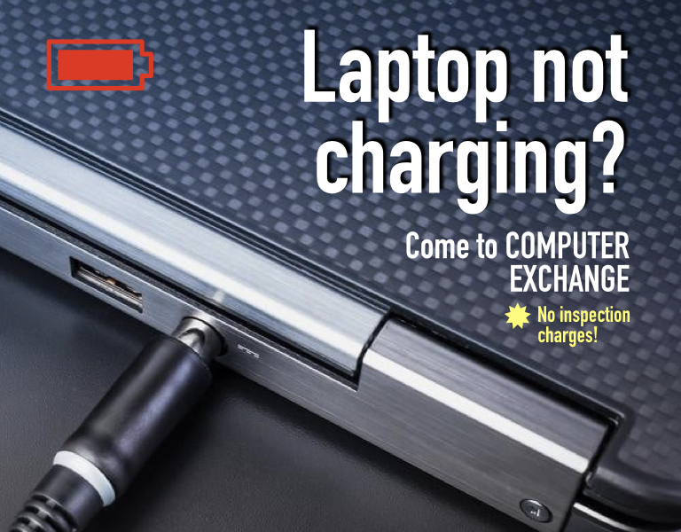 Is your laptop not charging?